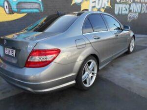 2011 Mercedes-Benz C250 CGI W204 Avantgarde Blue Efficiency Sedan 4dr Spts Auto 5sp 1.8T Grey Croydon Burwood Area Preview