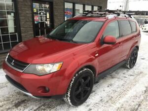 2009 Mitsubishi Outlander XLS AWD LOADED NICE!