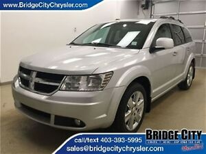 2010 Dodge Journey R/T- 7 Seats, V6, Heated Seats, Touchscreen,