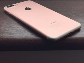 Iphone 7 Plus Rose Gold 32 Gb