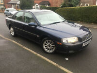 2000*VOLVO S80 2.4 PETROL*9 MONTHS MOT*FULL LEATHER INTERIOR*HEATED SEATS*2 OWNERS
