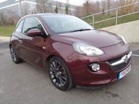 2013 VAUXHALL ADAM MANUAL PETROL , HPI CLEAR, PANORAMIC ROOF, 3 MONTHS WARRANTY, PERFECT RUNNER