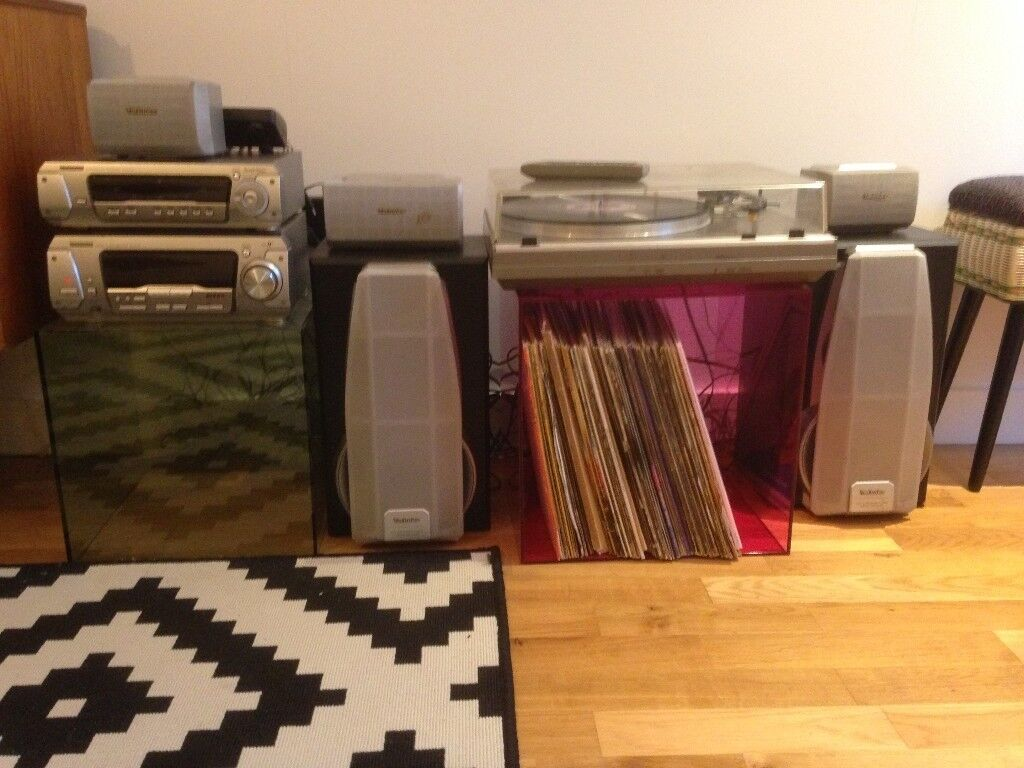 Home theater (5 speakers) sound system - Technics