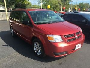 2010 DODGE GRAND CARAVAN SE- REAR AIR & HEAT, U-CONNECT, ALLOY W Windsor Region Ontario image 3