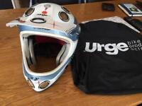 Mtb helmet urge dirt o matic