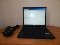 HP Compaq nc6320 laptop. Fully working.