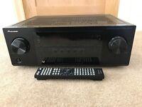 Pioneer VSX-921 7.1 Channel AV Surround Sound Amplifier Plus Remote Control