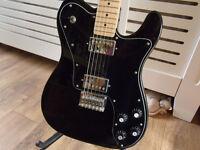 Fender Squier Telecaster Custom in superb condition!