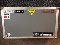 Pedaltrain PT3 Pedal Board Flight Case & Custom Pedal Board Frame