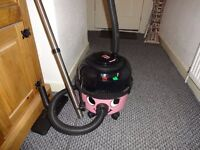 Hetty hoover in good working order / condition