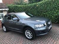 Audi Q5 2L Diesel 2012 many extras!