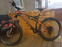 Boardman full suspension 27.5
