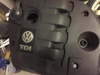 VW PASSAT TDI ENGINE COVER