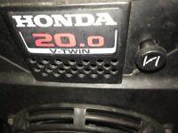 Honda generator 20kva