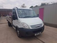 IVECO DAILY 35C12 DROPSIDE TRUCK 2.3HPI 2010REG FOR SALE