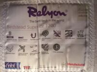 Relyon superior king size mattress