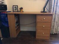 Wooden desk FREE