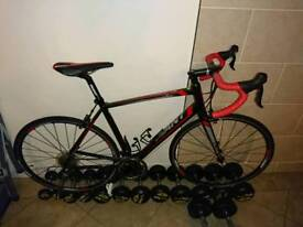Giant defy 1 bike immaculate used 3 times!