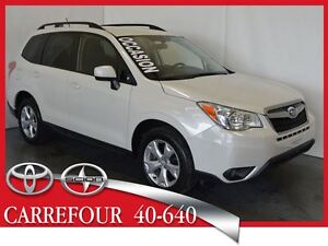 2014 Subaru Forester 4WD 2.5i Gr.Electrique+Air+Mags