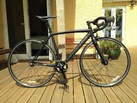 Specialized Langster 2015 Track Bike + New Brakes, Chainring and Grips