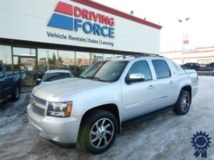 2013 Chevrolet Avalanche LTZ Black Diamond Edition Crew Cab 4X4