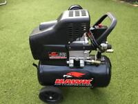 HAWK 24 litre air compressor £65