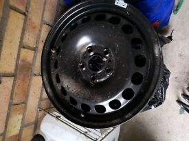 Standard 17 inch alloys brand new