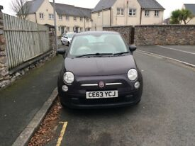 FIAT 500 2013 1.2 POP (START/STOP) - LOW MILES & LONG MOT!