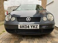 VW Polo 1.2 2004 Petrol