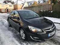 2014 Vauxhall Astra 1.6 SRI Black Facelift Model Low Mileage