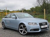 2008 NEW MODEL AUDI A4 2.0 TDI 143BHP SE SALOON 2 OWNER 112k FULL SERVICE HISTORY IMMACULATE