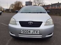 2004 Toyota Corolla 1.4 - neatly maintained