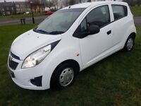 2011 CHEVROLET SPARK LS 998CC TAX AND TESTED DRIVE AWAY