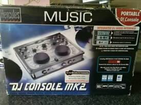 Portable DJ console mk2