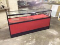Retail Glass Cabinet