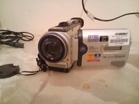2x Sony HandyCam Camcorder Bundle for £250
