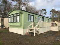 Available shortly immaculate holiday home with full double glazing and gas central heating