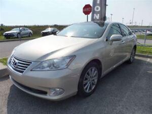 2012 Lexus ES 350 * CUIR * TOIT PANO * NAV * BLUETOOTH *