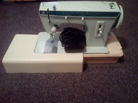 Singer 257 sewing machine.