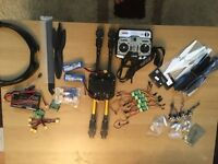 Quadcopter, drone, helicopter, rc controller