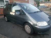 2007 VW SHARAN 1.9 TDI..AUTOMATIC..7 SEATER..