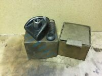 Genuine Myford ML7 tool clamp. Very good condition.