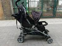 My child Matrix double buggy
