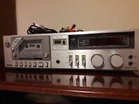 Technics RS-M215 Vintage Cassette Tape Deck