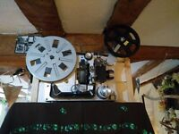 Bolex 18-3 DUO projector