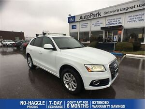 2013 Audi Q5 2.0L Premium Plus| Navi| Backup Camera| sunroof