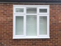 Casements windows fitted