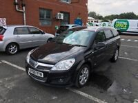 2009 Vauxhall Astra Diesel Estate Good Runner with history and mot