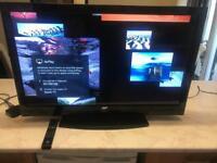 40 Inch JVC lcd tv