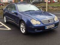 MERCEDES BENZ C22OD 2002(02 REG)*AUTOMATIC*£899*DIESEL*LONG MOT**PX WELCOME*DELIVERY